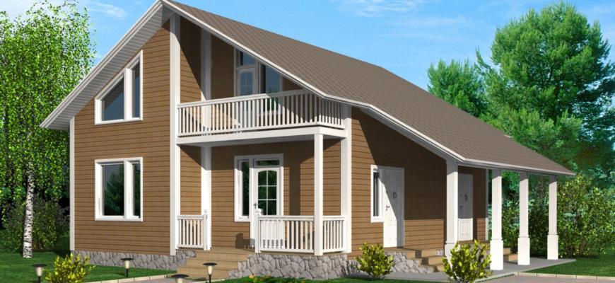 Каркасные дома — плюсы и минусы