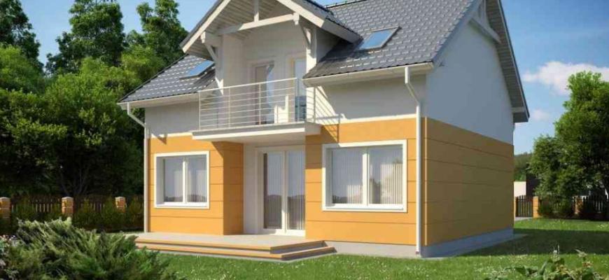 Проект дома 9 на 9 ДД -13