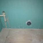 выводы канализации и водопровода