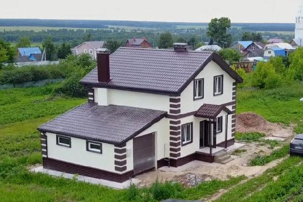 Дом в Богородском районе, село Каменки