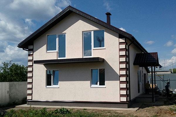 Дом в с. Таремское Павловского района