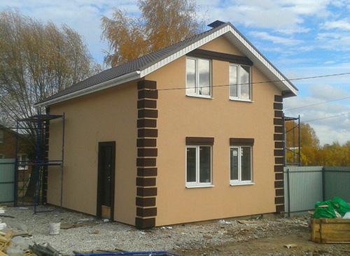 Дом в г.Ворсма Павловского района
