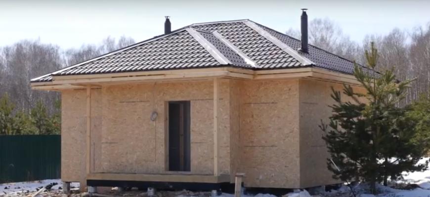 Дом в арзамасском районе, п.Соловейка