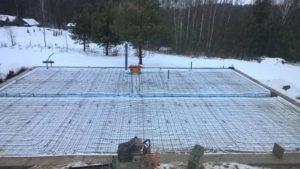 Как строят фундаменты норвежцы