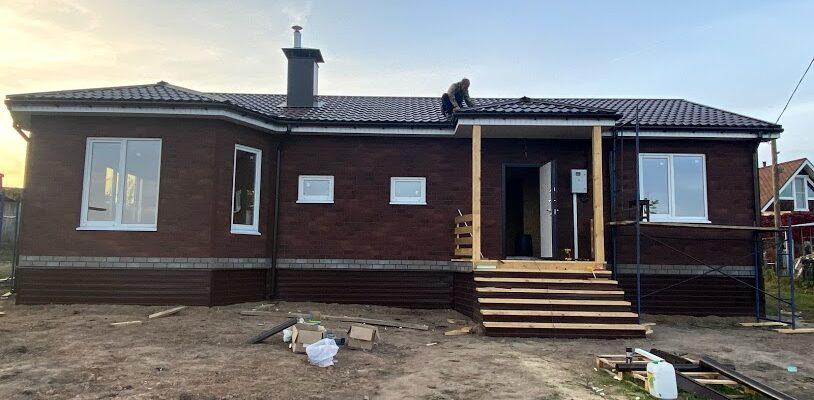 Загородный дом в д. Макариха, Богородский р-н